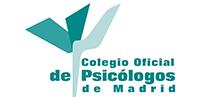 logo colegio oficial psicologos madrid